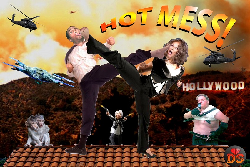 HOT MESS (Game)